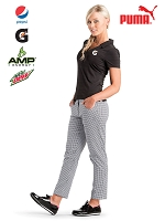 PUMA Ladies' Golf Barcode Polo