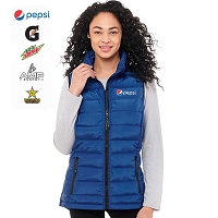 Ladies' Mercer Insulated Vest