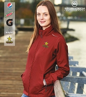 Women's Nautilus Heather Performance Shell Jacket