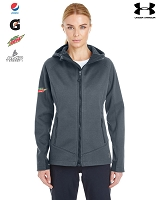 Ladies' UA Coldgear Infrared Dobson Softshell Jacket