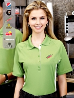 Ladies' Mitica Short Sleeve Polo