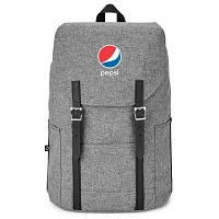 ECO FLIP-TOP BACKPACK - Pepsi
