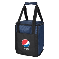 Hunter Houndstooth Cooler Bag - Pepsi