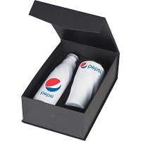 Hugo Copper Vacuum Gift Set - Pepsi