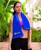 Signature Workout Towel - Pepsi