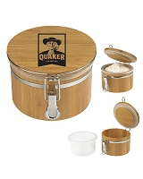 20 OZ. BAMBOO CONTAINER - Quaker
