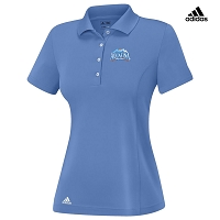 Adidas - Ladies' Puremotion Short Sleeve Solid Polo