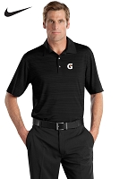 Nike Golf - Elite Series Dri-FIT Heather Fine Line Bonded Polo - Gatorade