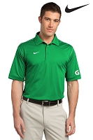 Men's Nike Golf Dri-FIT Sport Swoosh Pique Polo  - Gatorade