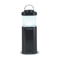 Brookstone® Power Bank Lantern w/ Flashlight