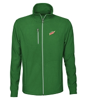 Everyday Fleece Men's Jacket - MTN Dew