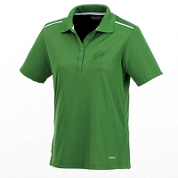 Ladies' ALBULA Short Sleeve Polo - MTN Dew