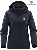 Women's Nautilus Insulated Jacket - Pepsi