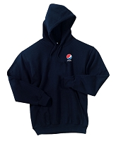 Heavy Blend 50/50 Hooded Sweatshirt (Unisex) - Pepsi