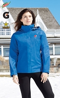 Ladies' 3-In-1 Jackets With Fleece Liner