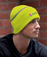 Safety Board Beanie - Pepsi