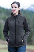 City Fleece Ladies' Jacket - Pepsi