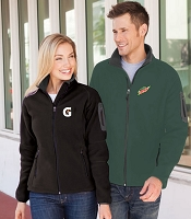Ladies Enhanced Fleece Jackets