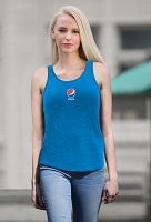 Ladies' Tank Top - Pepsi