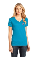 Ladies Perfect Weight V-Neck Tee