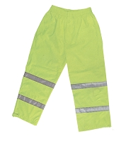 Safety Rain Pants - Pepsi