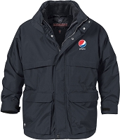 Men's Explorer 3-IN-1 System Parka - Pepsi