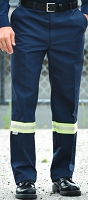 Hi Vis Work Pants - Pepsi