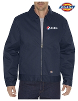 DICKIES Insulated Eisenhower Jacket - Pepsi