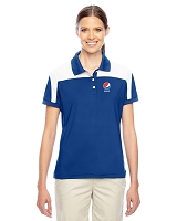Ladies' Victor Performance Polo - Pepsi
