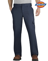 DICKIES Flex Regular Fit Straight Leg Cargo Pant - Pepsi