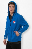 Adult Warm Up Hoodie - Pepsi