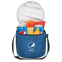 Cans-To-Go Round Kooler Bag - PEPSI