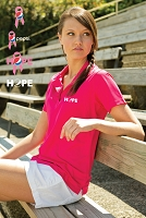 Ladies' Sports Shirt - Awareness