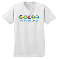 Summer Fun Version Tshirt - White