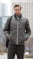 Men's Tech Mélange Insulated Jackets With Heat Reflect Technology