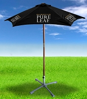 7ft  Wooden Patio Umbrella - Pure Leaf.....Please Login To see our very Special Pricing