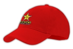 Cotton Cap With Mesh Backing - Rockstar