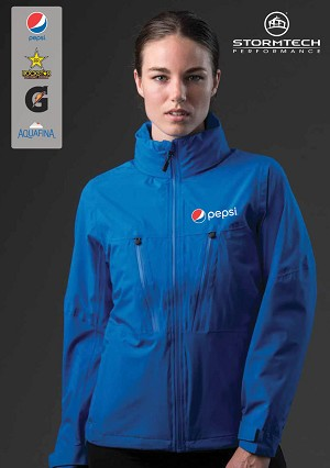 STORMTECH Women's Hurricane Shell Jacket