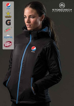 Stormtech Women's Black Ice Thermal Jacket