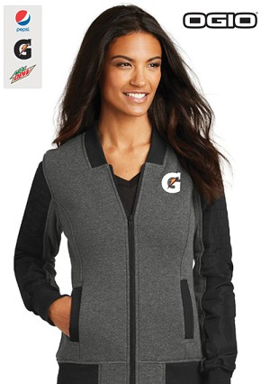 OGIO® Ladies Crossbar Jacket