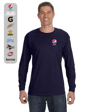 Men's Heavy Cotton™ 8.8 oz./lin. yd. Long-Sleeve T-Shirt