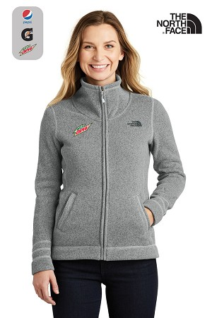 The North Face® Ladies Sweater Fleece Jacket......Please Login To see our very Special Pricing