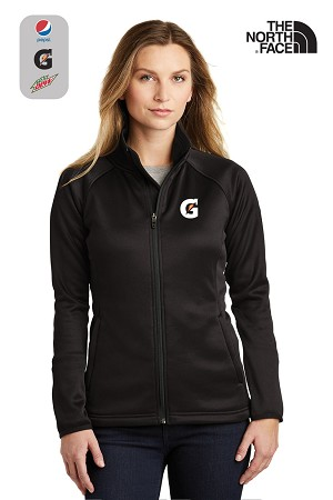 The North Face® Ladies Canyon Flats Stretch Fleece Jacket......Please Login To see our very Special Pricing