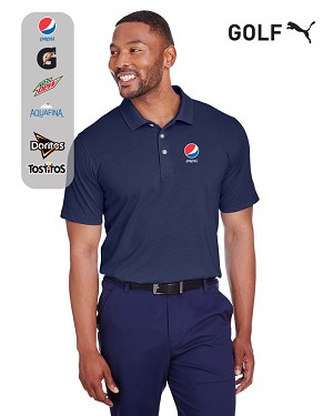 Puma Golf Men's Fusion Polo
