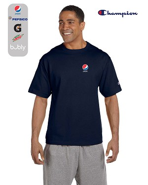 Champion 9.3 oz./lin. yd. Heritage Jersey T-Shirt