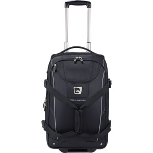 High Sierra® Elite Carry-On Wheeled Duffel