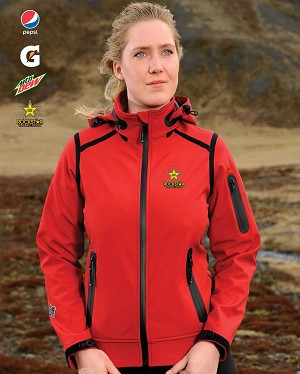 STORMTECH Ladies' Oasis Softshell Jacket