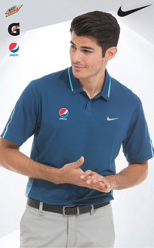 Men's Nike TW Glow Polo