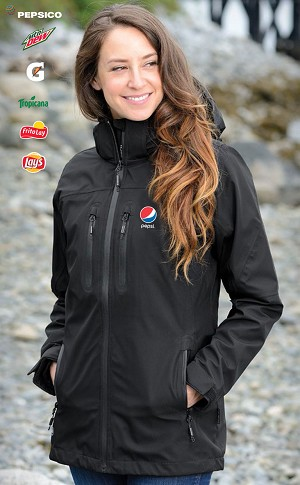 Ladies' Summit Jacket - Pepsi