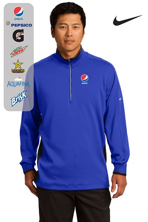 Nike Golf Dri-FIT 1/2-Zip Cover-Up.....Please Login To see our Special Pricing